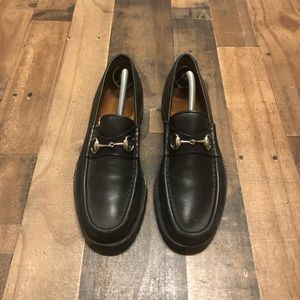 VTG Gucci Men's Loafers Dress Shoes